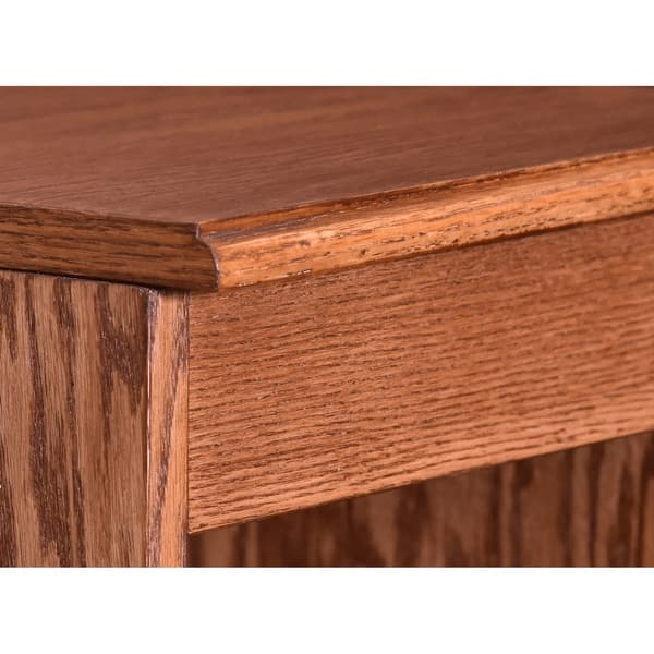 Wood 60 Inch Storage Console Tv Stand
