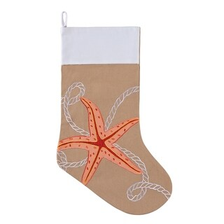 Seaside Christmas Stockings