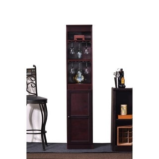 Concepts in Wood Wine Cabinet