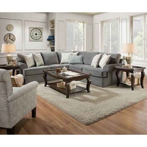 Simmons Upholstery Abington Seven Seas Sectional