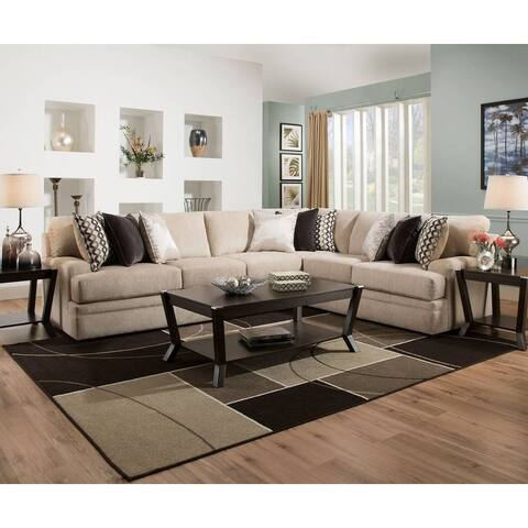 Buy Simmons Upholstery Sectional Sofas Online at Overstock.com | Our ...