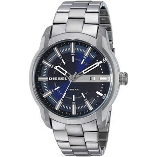 Diesel Men's 'Armbar' Stainless Steel Watch