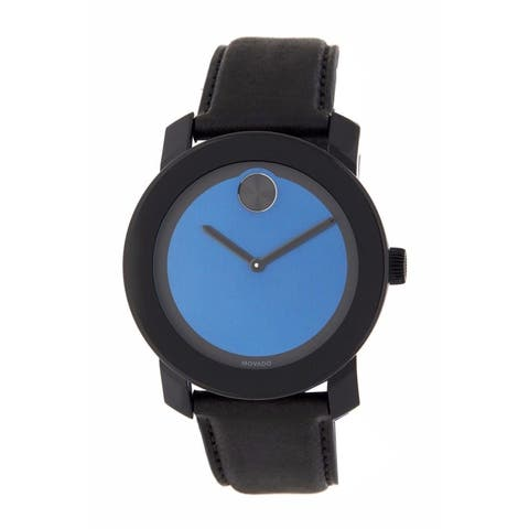 499fd522e 40mm Movado Men's Watches | Find Great Watches Deals Shopping at ...
