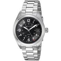 Hamilton Men's  'Khaki Field' Stainless Steel Watch