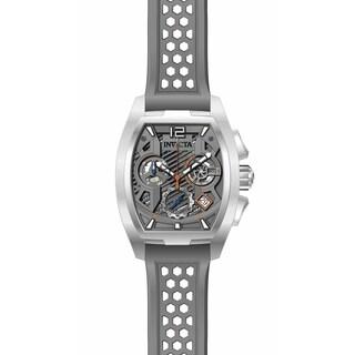 Invicta Men's 26885 'S1 Rally' Diablo Grey Silicone Watch