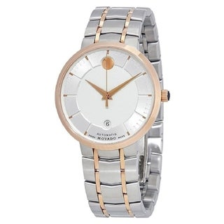 Movado Men's '1881' Automatic Two-Tone Stainless Steel Watch