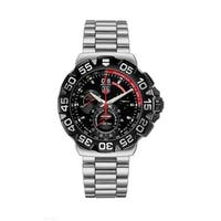 Tag Heuer Men's CAH1014.BA0854 'Formula 1' Chronograph Stainless Steel Watch