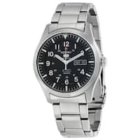 Seiko Men's SNZG13 '5 Series' Automatic Stainless Steel Watch