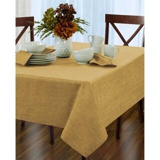 Elrene Pennington Damask Fabric Tablecloth