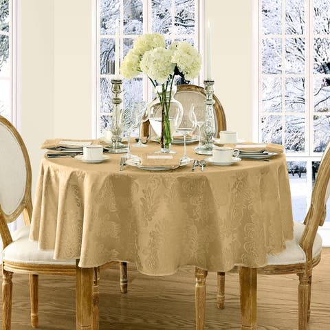 ae5874401 Buy Gold Tablecloths Online at Overstock