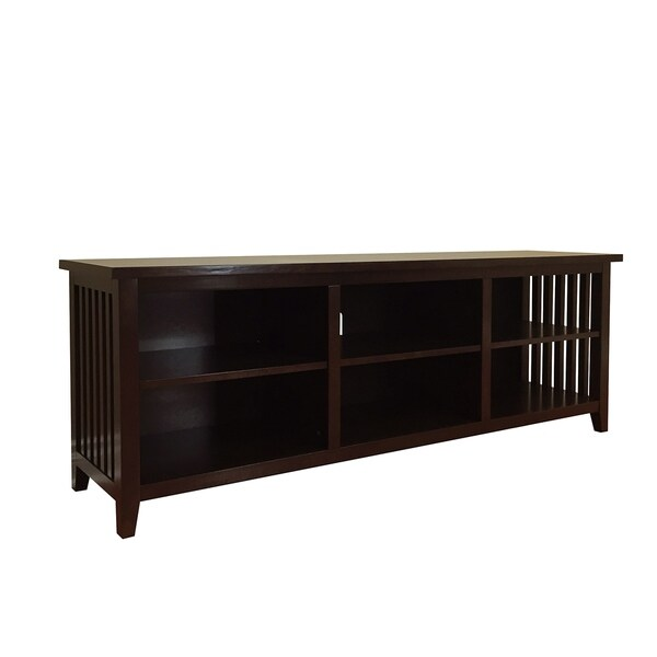 Brookdale Dark Walnut TV Stand