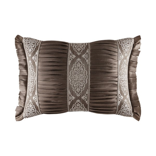 Five Queens Court Stanford Boudoir Throw Pillow