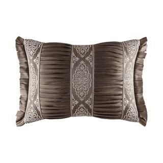 Five Queens Court Stanford Boudoir Throw Pillow