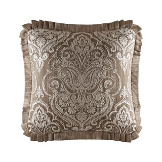 Five Queens Court Stanford 18 inch Square Throw Pillow