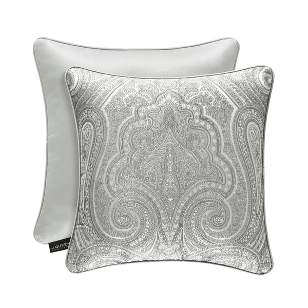 Five Queens Court Brooklyn 18 inch Square Pillow