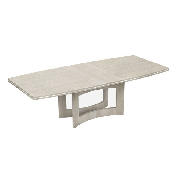 Long Dining Room Tables: Shop Contemporary Long Beige Wood Rectangle Dining Room