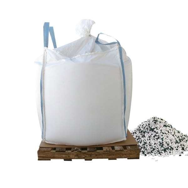 2000lb supersak of Calcium Chloride with Traction Granules