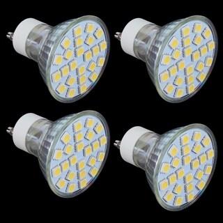 E27/GU10/MR16 LED Spotlight 24SMD-5050 110V White/Warm White Bulb Lamp