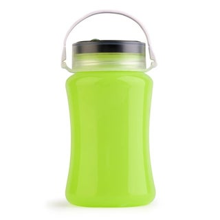 LED Silicone Lantern Rechargeable With The Solar Panel Or USB Cable