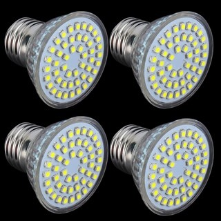 MR16/GU10/E27 48SMD 3528 LED Light Warm/Cool White Lamp Bulb Home Room 110V