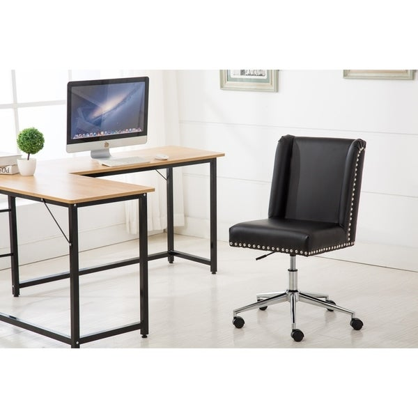 Shop Porthos Home Office Chair, Adjustable Height, 360
