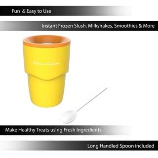 Slushy Maker Single Serving Frozen Treat Cup Classic Cuisine