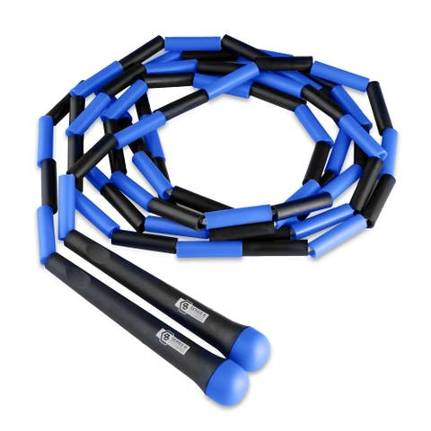 Pure Fitness 9 Foot Beaded Jump Rope