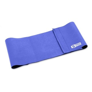 Pure Fitness 8-inch Neoprene Waist Trimmer, Tummy Belt, Body Shaper