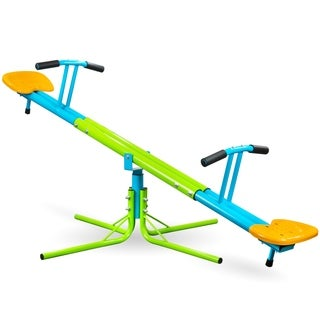 Pure Fun Heavy Duty 360 Kids Swivel Seesaw - N/A