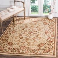Safavieh Lyndhurst Traditional Floral Ivory Rug - 5'3 x 8'3