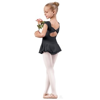 Eurotard girls Angelica Bow Back Leotard with Skirt (44285) (5 options available)