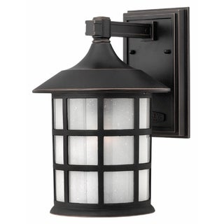 Hinkley Freeport LED Outdoor Wall Mount in Olde Penny
