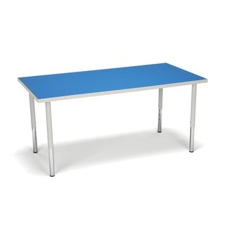 OFM Adapt Series Rectangle Table Height Adjustable Desk