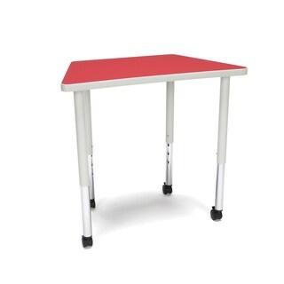 OFM Adapt Series Trapezoid Table Height Adjustable Desk