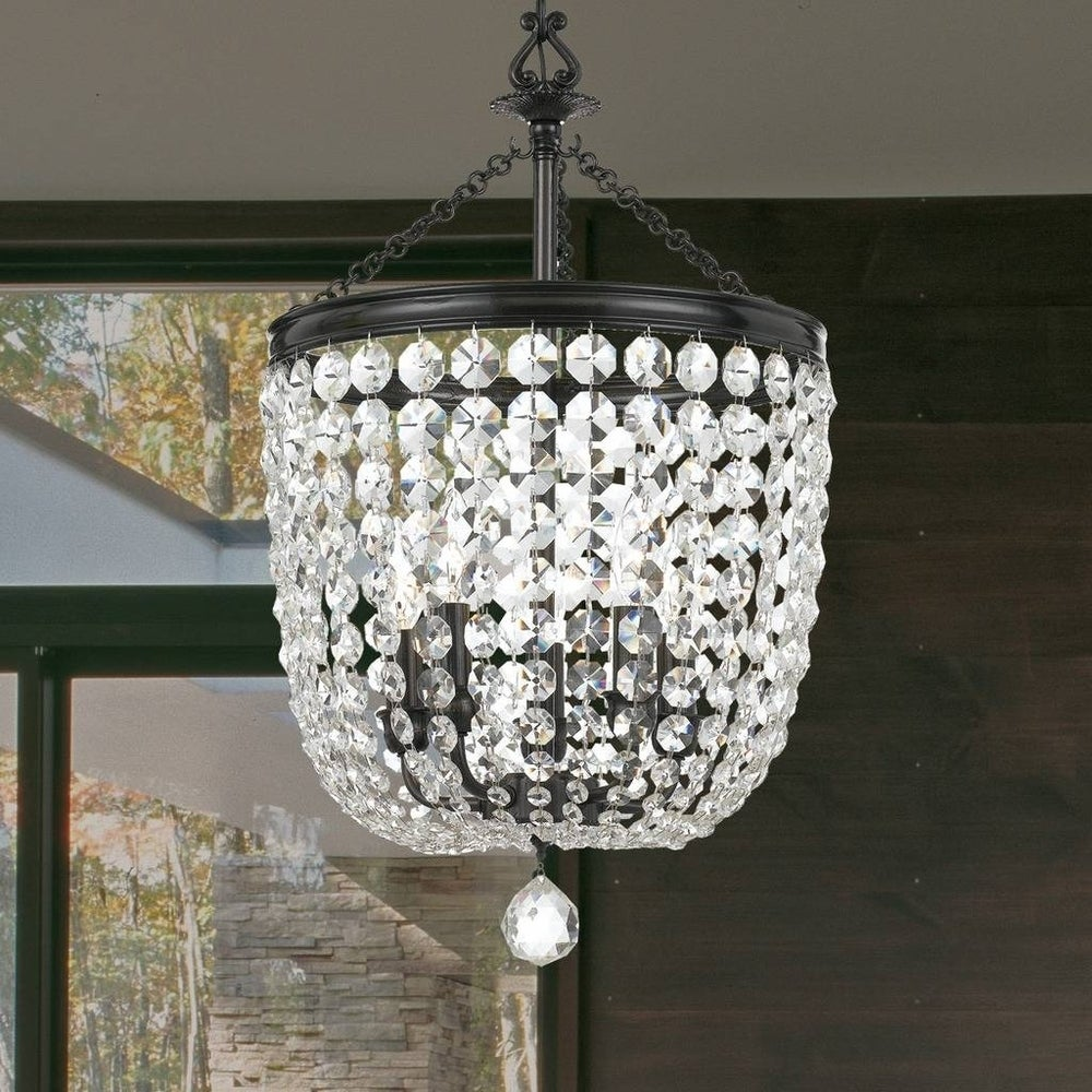 Traditional Chandeliers | Crystal chandelier, Led crystal