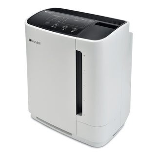 O2+ Revive TrueHEPA Air Purifier + Humidifier, White