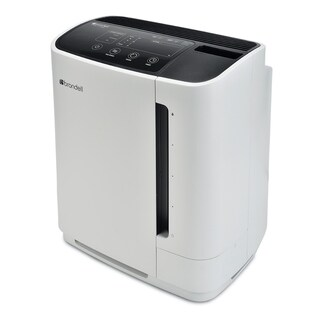O2+ Revive TrueHEPA Air Purifier + Humidifier, White