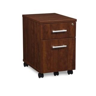 OFM Fulcrum Locking Pedestal, Mobile 2-Drawer Filing Cabinet (CL-MBF)