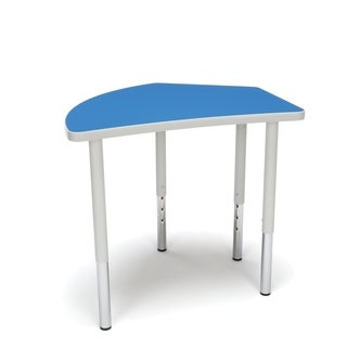OFM Adapt Series Crescent Table Height Adjustable Desk (More options available)