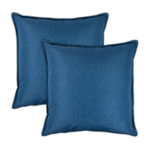 Sherry Kline Seaside 20 Inch Outdoor Pillows Set Of 2 20x20x5