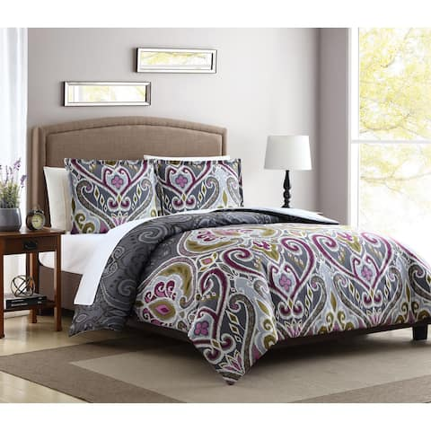 Lemon & Spice Nolan 3 & 4 Piece Comforter Mini Set
