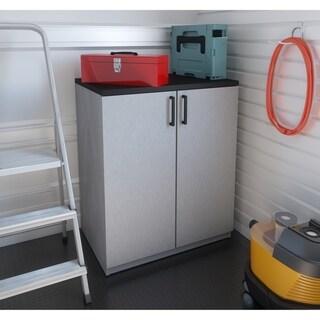 Bestar Lincoln 2-Door Storage Cabinet