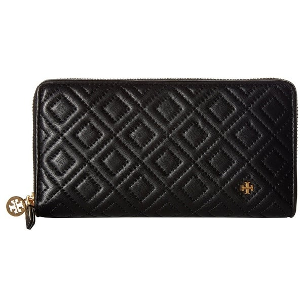 489fbf51af Shop Tory Burch Fleming Zip Continental Wallet - Free Shipping Today ...