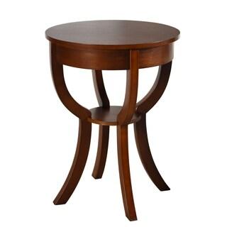 Archer Ridge Dark Brown Side Table