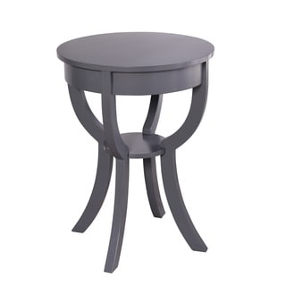 Archer Ridge Grey Side Table