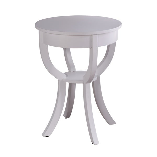 Overstock White Coffee Table.Shop Archer Ridge White Side Table On Sale Free Shipping Today