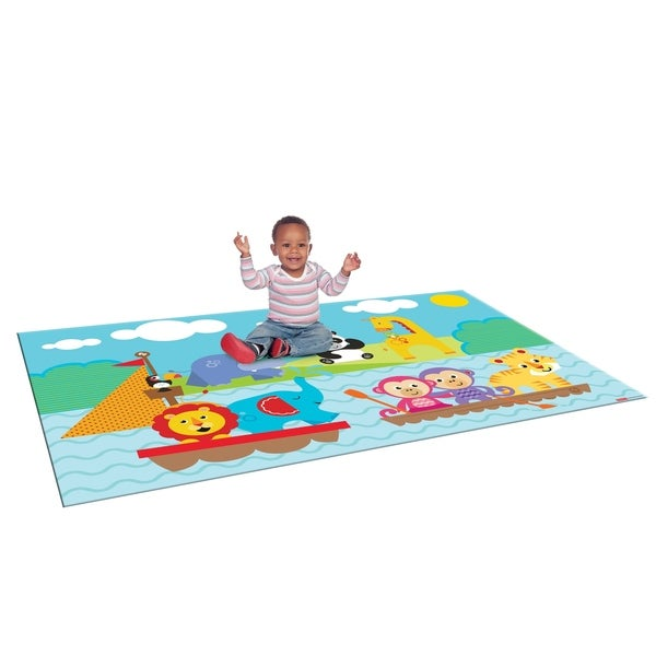 Shop TCG Toys Fisher Price Memory Foam 2 Sided Jumbo Gelli