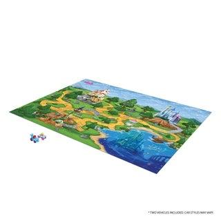 TCG Toys Disney Princess Jumbo Mega Mat Play Mat w/ 2 Bonus Vehicles