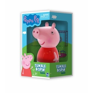 TCG Toys Peppa Pig Tumble And Spin Game