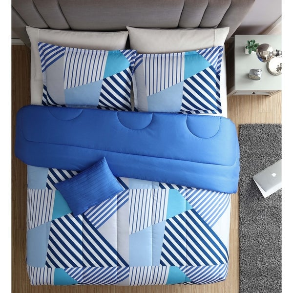 Lemon & Spice Andrew 3 & 4 Piece Comforter Set